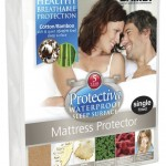 Protectiva Cotton Bamboo SK Mattress Protector
