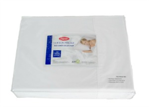 Percale Twin Pack Pillow Cases