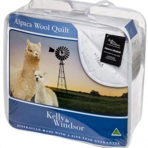 Alpaca classic quilt 1