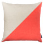 Block Coral Cushion