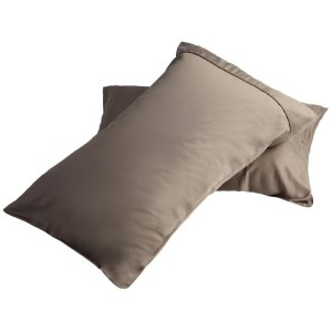 Bamboo Coffee Pillow Case