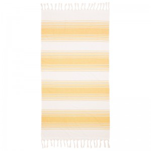 Turkish Towel yellow