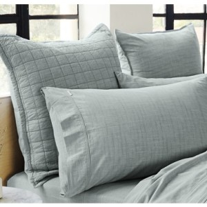 reilly sage standard pillowcase