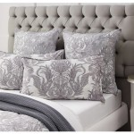Foliage standard pillowcase pair