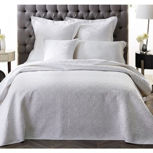 Bicton Bedcover White