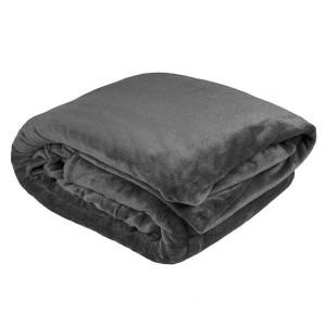 Ultraplush Blanket Charcoal