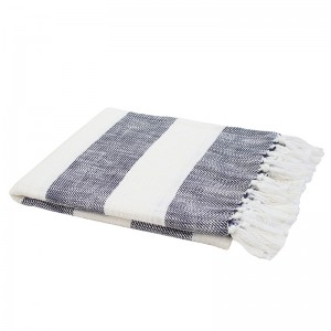 Atwell Throw Navy